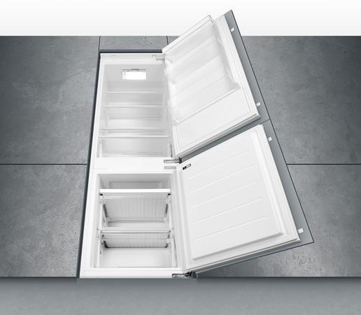 Concept LKV4460 Vestavná kombinovaná chladnička s mrazničkou