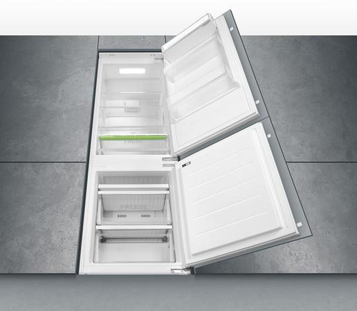 Concept LKV5260 Vestavná kombinovaná chladnička s mrazničkou