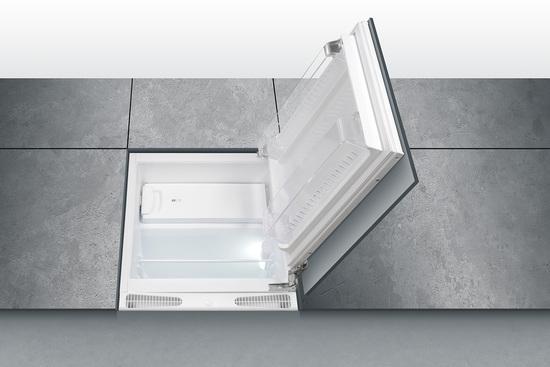Concept LV4660 Vestavná chladnička s mrazničkou Tabletop