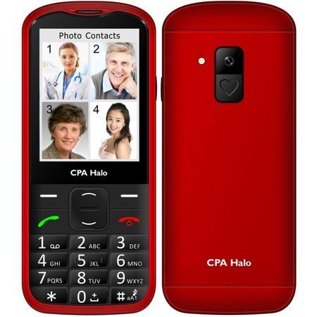 CPA HALO 18 Senior červený