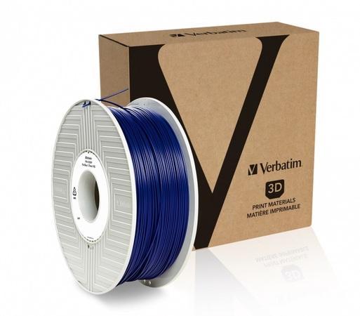 VERBATIM 3D Printer Filament PLA 1,75mm 1kg blue, 55322