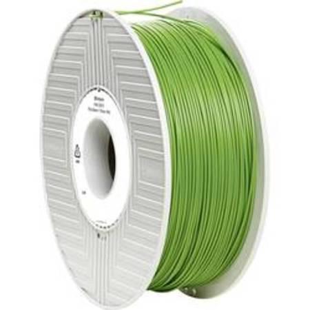 VERBATIM 3D Printer Filament PLA 1,75mm 1kg green NEW 2019, 55324