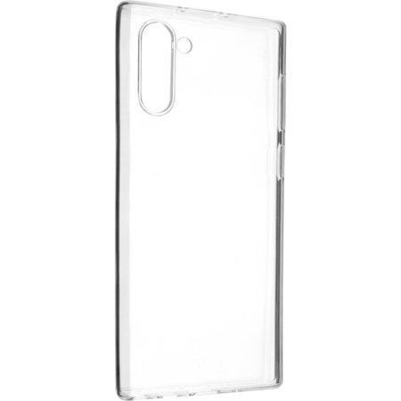 FIXED TPU pouzdro Samsung Galaxy Note10 čiré