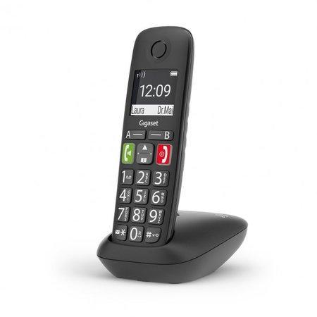 Gigaset E290 Black, TBFSSIE290050