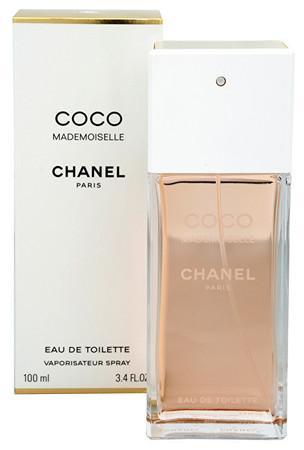 Chanel Coco Mademoiselle Eau De Toilette toaletní voda 50ml Pro ženy