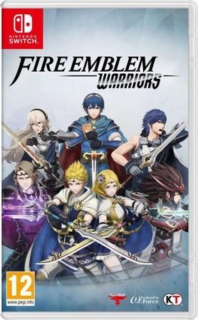 Hra Nintendo SWITCH Fire Emblem Warriors