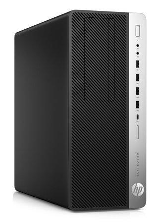 HP EliteDesk 800 G5 TWR, i7-9700, IntelHD, 8GB, SSD 256GB M.2 NVMe TLC, DVDRW, W10Pro, 3-3-3, 7XL04AW#BCM