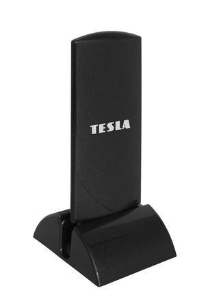 TESLA vnitřní/venkovní anténa TE-1000/ příjem DVB-T/T2 signálu/ frekvenční rozsah 470-790 MHz/ 27dBi