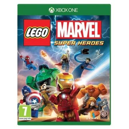 XONE LEGO Marvel Super Heroes