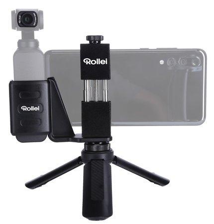 Rollei DJI Osmo Pocket VlogSet/ Černý