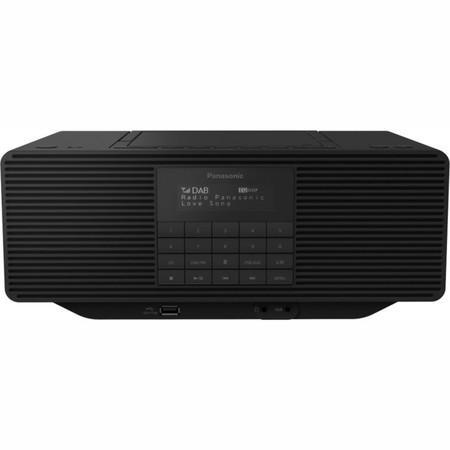 Radiopřijímač DAB Panasonic RX-D70BTEG-K