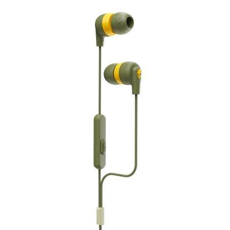 Sluchátka Skullcandy INKD+ In-Ear - zelená