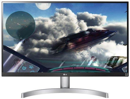 """LG MT IPS LCD LED 27"""" 27UL600 - IPS panel, UHD 3840x2160, 350cd, 2xHDMI, DP, DisplayHDR 400, 27UL600-W.AEU"""