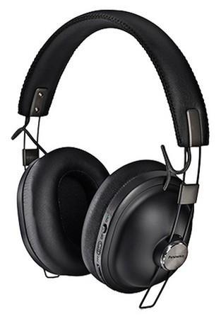 Sluchátka Panasonic RP-HTX90N - černá
