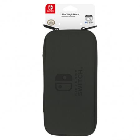Slim Tough Pouch for Nintendo Switch Lite (Black)