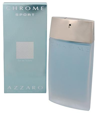 Azzaro Chrome Sport toaletní voda Pro muže 100ml