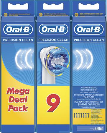 ORAL B EB20-9 PRECISION CLEAN NÁHR.HLAV. ORAL-B