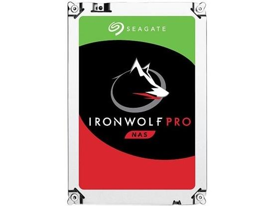 "Seagate IronWolf Pro 3,5"" - 8TB (NAS) 7200rpm/SATA-III/256MB, ST8000NE001"