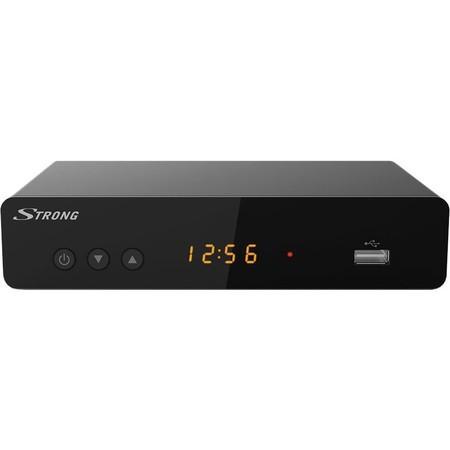 STRONG SRT 8222 TWIN TUNER DVB-T2 HEVC