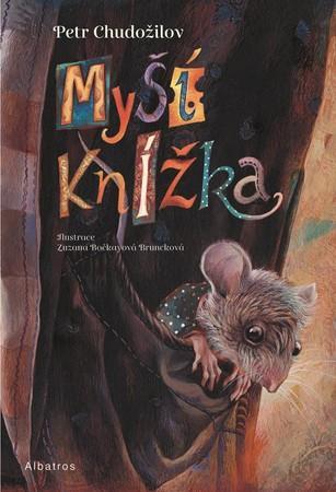 Myší knížka - Chudožilov Petr