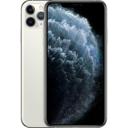 Apple iPhone 11 Pro Max 256 GB stříbrný