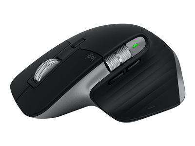 Logitech MX Master 3 for Mac Advanced Wireless Mouse - SPACE GREY - EMEA, 910-005696