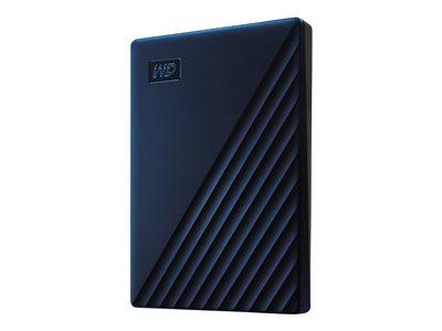 WD, HDD EXT My Passport f Mac 2Tb Blue Wwide, WDBA2D0020BBL-WESN