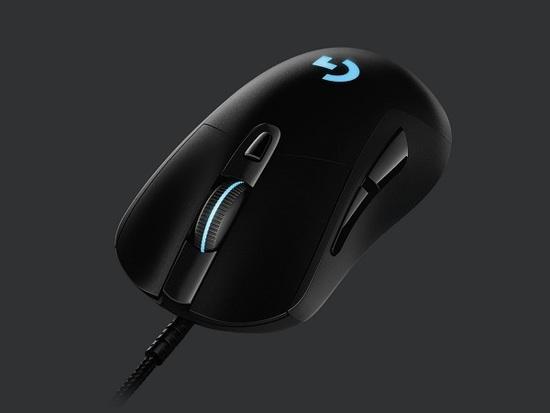 Logitech Gaming mouse G403 HERO - N/A - USB - N/A - EER2, 910-005632