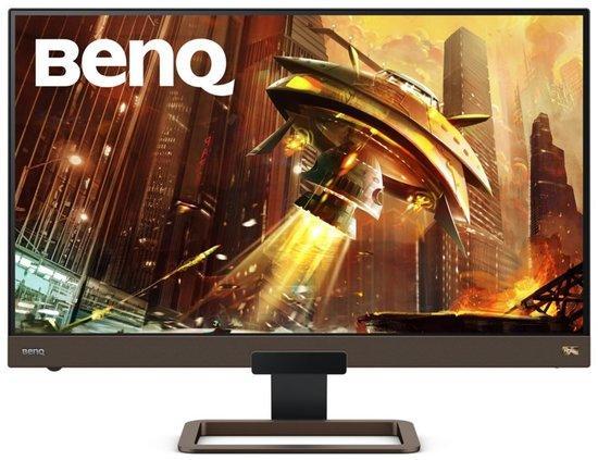 "BenQ LCD EX2780Q 27"" IPS/2560x1440/10bit/5ms/DP/HDMIx2/USB-C/VESA/repro/HDR/95% DCI-P3/144Hz, 9J.LJ8LA.TBE"