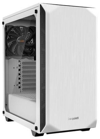 be quiet! PC skříň Pure Base 500 Window, white, ATX, M-ATX, mini-ITX