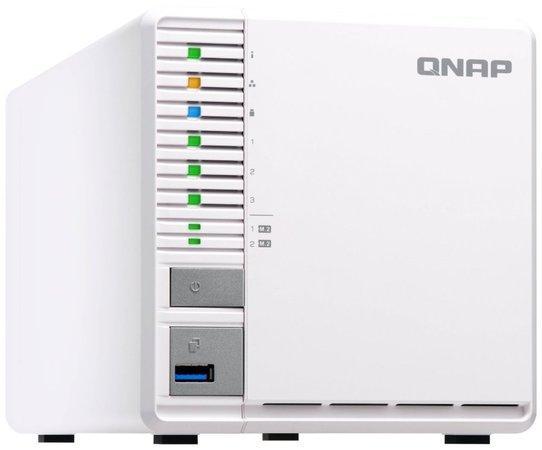 QNAP TS-351-4G, 2,41 GHz QC/2GB/3xHDD/SSD/1xGL/USB 3.0/R5/HDMI, UQ277