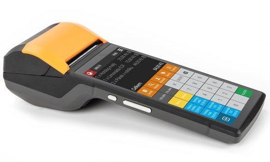 """ProfiPAD PLUS dotyková pokladna / 5,45"""" / 4G / Wi-Fi / BT / 57mm tiskárna / Android 5.1 / vč. aplikace Profiúčtenka"""