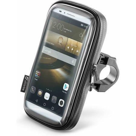"""Interphone SMART voděodolné pouzdro na řídítka pro 6,5"""" telefony černé"""