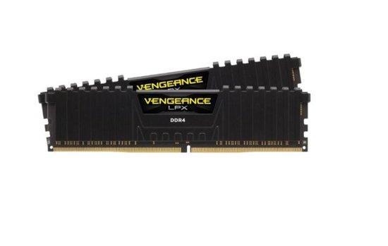 Corsair DDR4 64GB (2x32GB) Vengeance LPX DIMM 3200MHz CL16 černá