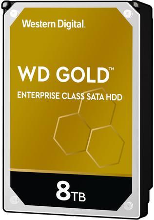 WD GOLD WD8004FRYZ 8TB SATA/ 6Gb/s 256MB cache, WD8004FRYZ