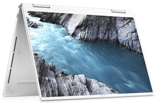 "DELL XPS 13 (7390 2v1)/i7-1065 G7/16GB/512GB SSD/Intel Iris/13.4"" UHD+ (3840x2400) Touch/Win 10 HOME/Silver+White, TN-7390-N2-722SW"