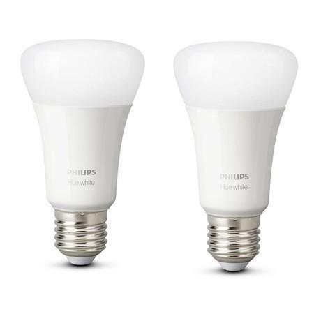 Žárovka LED Philips Hue Bluetooth 9W, E27, White (2ks)