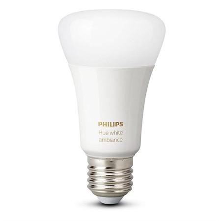Žárovka LED Philips Hue Bluetooth 9W, E27, White Ambiance