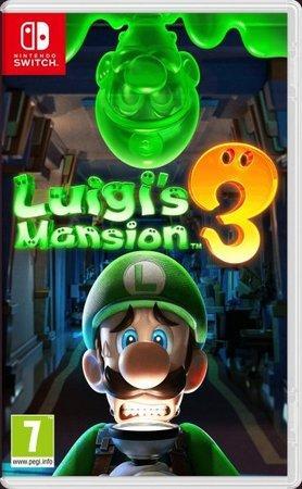 Hra Nintendo SWITCH Luigi`s Mansion 3