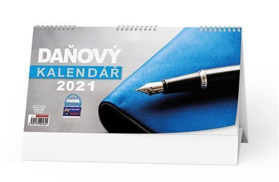 Stolní kalendář 2019 - Daňový kalendář
