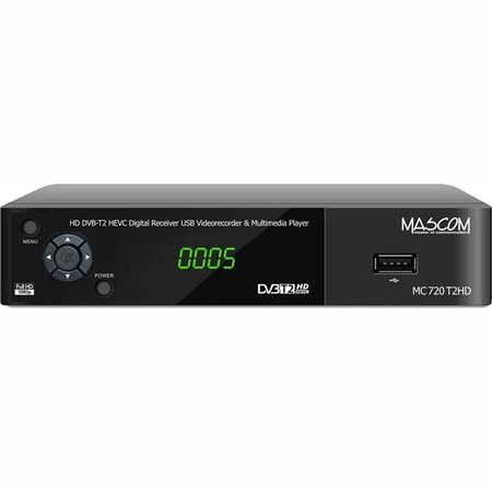 Set-top box Mascom MC720T2 HD