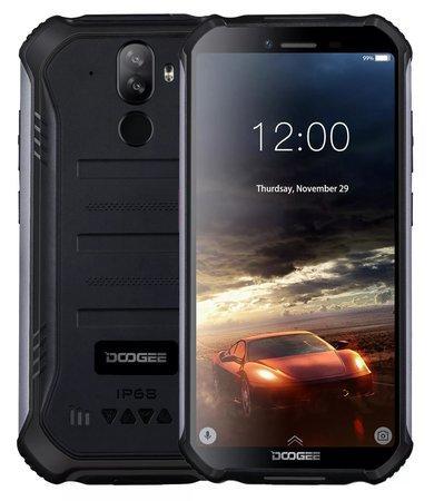 Doogee S40 3GB/32GB Dual SIM černý