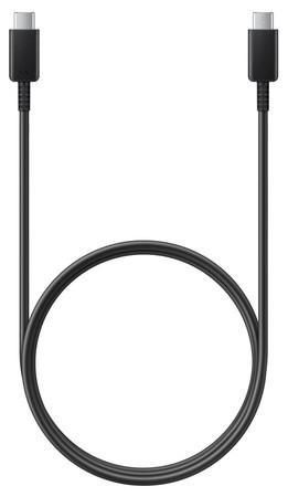 Samsung EP-DN975BB datový kabel USB-C/USB-C, Black, ACDPSUCTOC060