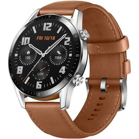 Huawei Watch GT 2 46mm hnědé