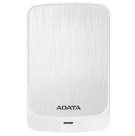 """ADATA Externí HDD 2TB 2,5"""" USB 3.1 AHV320, bílý, AHV320-2TU31-CWH"""