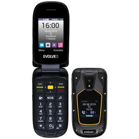 Mobilní telefon Evolveo StrongPhone F5 - eerný