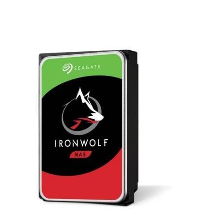 "Seagate IronWolf 3,5"" - 8TB (NAS) 7200rpm/SATA-III/256MB, ST8000VN004"