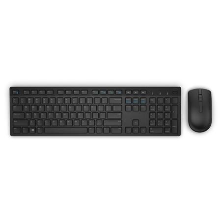 Dell set klávesnice + myš, KM636, bezdrátová SK, slovenská, 580-ADGE