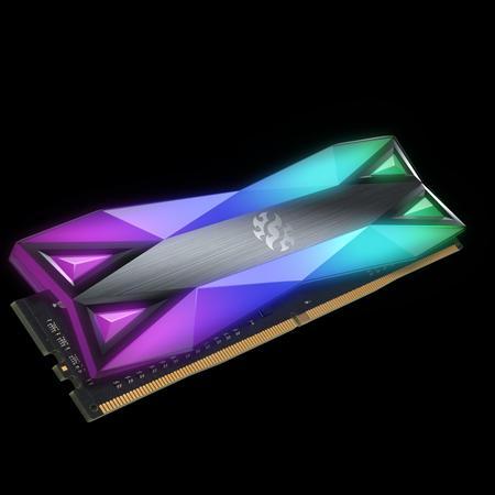 ADATA XPG SPECTRIX D60G 16GB DDR4 3200MHz / DIMM / CL16 / RGB / wolframová / KIT 2x 8GB