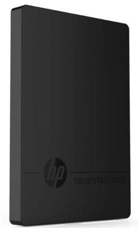 HP Portable SSD P600 500GB / Externí / USB Type-C / černý